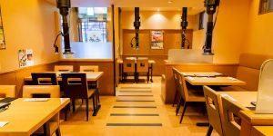 店内|赤坂のサムギョプサルが美味しい韓国料理店「やさい村大地赤坂田町通り店」