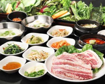 赤坂にある焼肉宴会コースが充実したお店【やさい村大地 赤坂田町通り店】