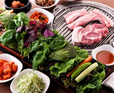 赤坂にある食べ放題コースがある焼肉店【やさい村大地 赤坂田町通り店】