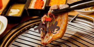 サムギョプサル|赤坂のサムギョプサルが美味しい韓国料理店「やさい村大地赤坂田町通り店」
