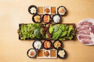お家でサムギョプサルセット|赤坂のサムギョプサルが美味しい韓国料理店「やさい村大地赤坂田町通り店」
